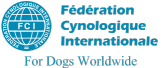Proud members of the International Canine Federation