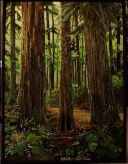 original oil paintings by Betty Duckett